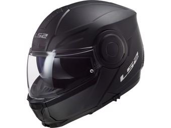 Helm - FF902 Scope Solid Matt Black