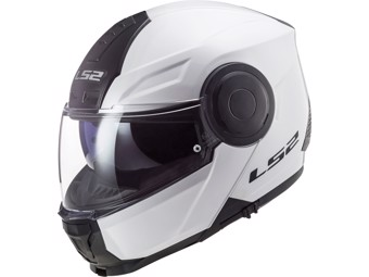 Helm - FF902 Scope Solid White