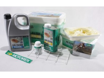 Air Filter Cleaning Kit K02 - Luftfilterreinigung