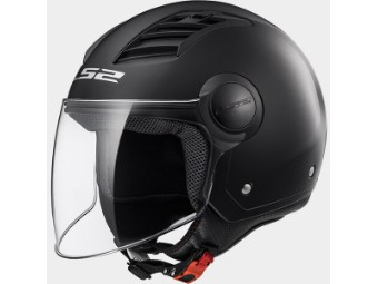 Helm - OF562 Airflow Matt Black Long