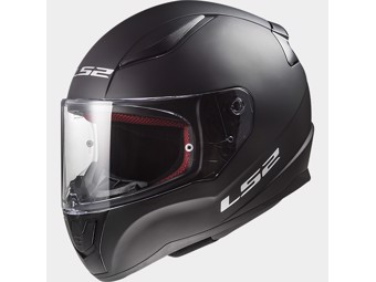 Helm - FF353 Rapid Single Mono Matt Black