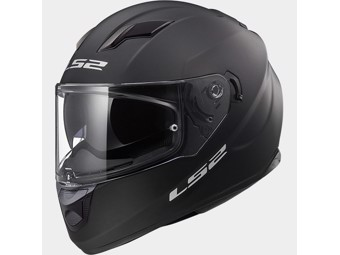 Helm - FF320 Stream EVO Matt Black