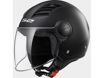 Helm - OF562 Airflow Matt Black Long