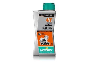 KTM Racing 4T 20W60 Öl