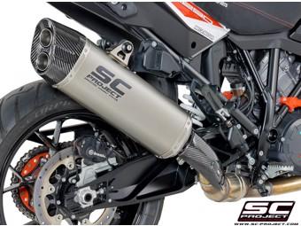 Slip on Titan KTM 1290 Adventure Auspuff