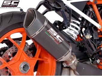 S1-R Slip on Carbon KTM Superduke R 17-19