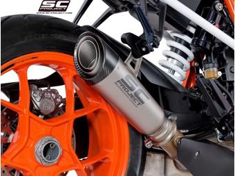 S1 Slip on Titan KTM Superduke R 17-19
