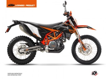 690 Enduro R orange