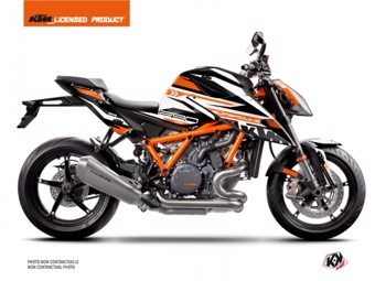 1290 Superduke R orange blanc