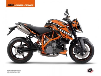 990 Superduke noir orange