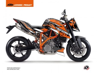 990 Superduke R noir orange