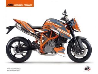990 Superduke R orange bleu