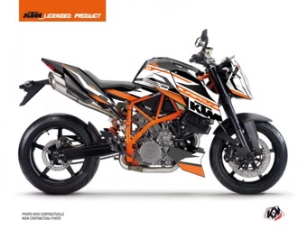 990 Superduke R orange blanc