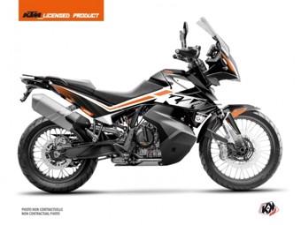 790 Adventure noir blanc