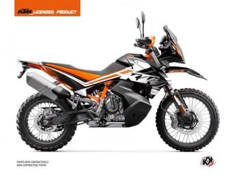 790 Adventure R noir blanc