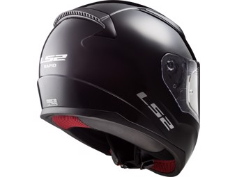 Helm - FF353 Rapid Mini Single Mono Gloss Black