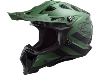 Helm - MX700 Subverter cargo matt military green