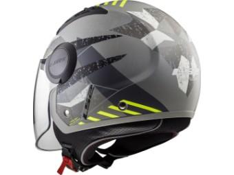 Helm - OF562 Airflow Camo Matt Titanium