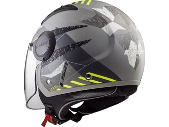 Helm - OF562 Airflow Camo Matt Titanium