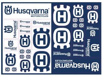 Sticker Sheet - Aufkleberset