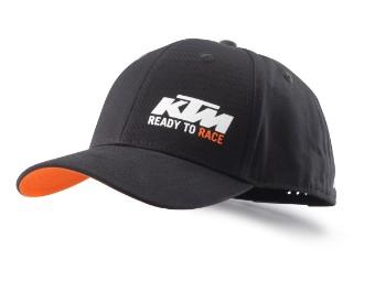 Racing Cap Black - Kappe