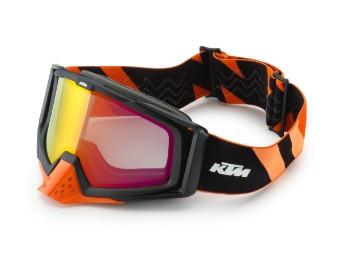 Racing Goggles Black - Brille