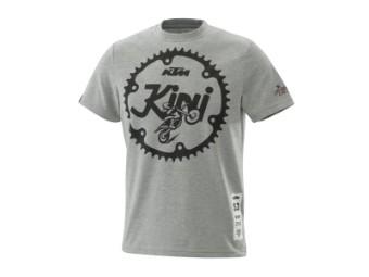 Kini KTM - Ritzel Tee - T-Shirt - kurzarm
