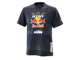 Kini KTM Redbull - Topography Tee - T-Shirt - kurzarm