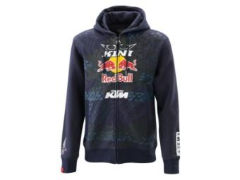 Kini KTM Redbull - Topography Zip Hoodie - Shirt - langarm