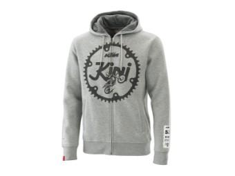 Kini KTM - Ritzel Zip Hoodie - Shirt langarm