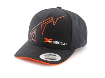 X-Bow Replica Team Curved Cap - X-Bow Kappe