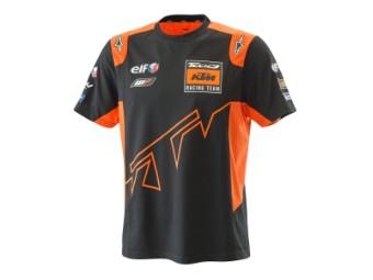 TECH 3 Replica Team Tee - KTM T-Shirt - kurzarm