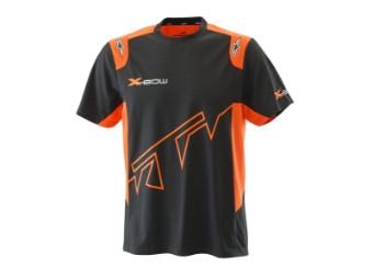 X-Bow Replica Team Tee - X-Bow T-Shirt - kurzarm