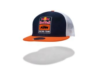 Kids RB KTM Fletch Trucker Cap - Red Bull KTM Kinder Kappe