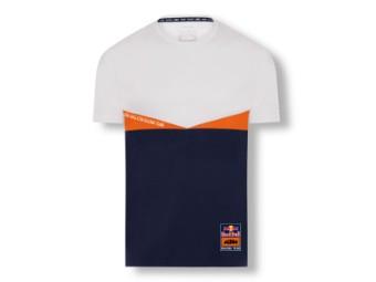 RB KTM Fletch Tee - Red Bull KTM T-Shirt - kurzarm
