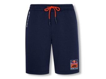 RB KTM Fletch Sweat Shorts - Red Bull KTM Hose - kurz