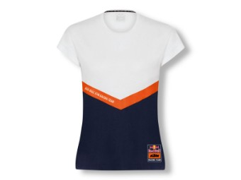 Women RB KTM Fletch Tee - Damen Red Bull KTM T-Shirt - kurzarm