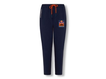 Women RB KTM Fletch Sweat Pants - Damen Red Bull KTM Hose - lang