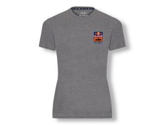 Women RB KTM Backprint Tee - Damen Red Bull KTM T-Shirt - kurzarm
