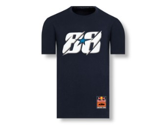 RB Miguel Oliveira Tee - RedBull T-Shirt - kurzarm