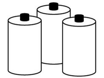 WFS Refill 32 mm (6pcs)