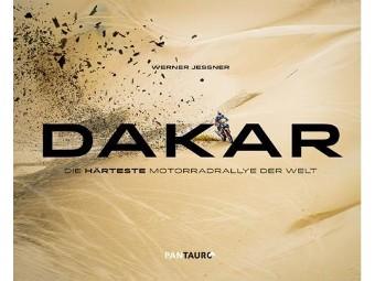 Dakar Book - Fan Buch - Die härteste Motorrally der Welt