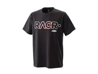 RACR Tee black -T-Shirt