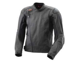 Empirical Leather Jacket - Lederjacke - lang