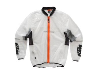 Rain Jacket - Regenjacke - langarm