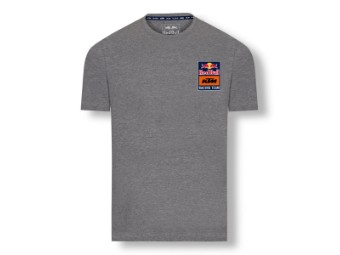Backprint Tee - T-Shirt - kurzarm
