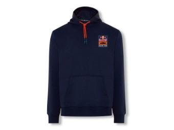 RB KTM Backprint Hoodie - Red Bull KTM Shirt - langarm
