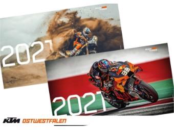 Kalender 2021 - Jahreskalender
