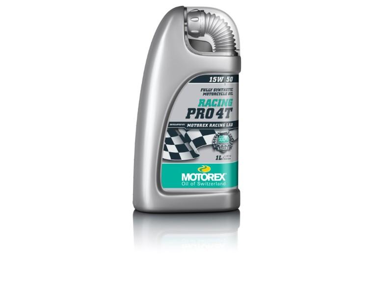 303103, MOTOREX RACING PRO 4T 15W/50