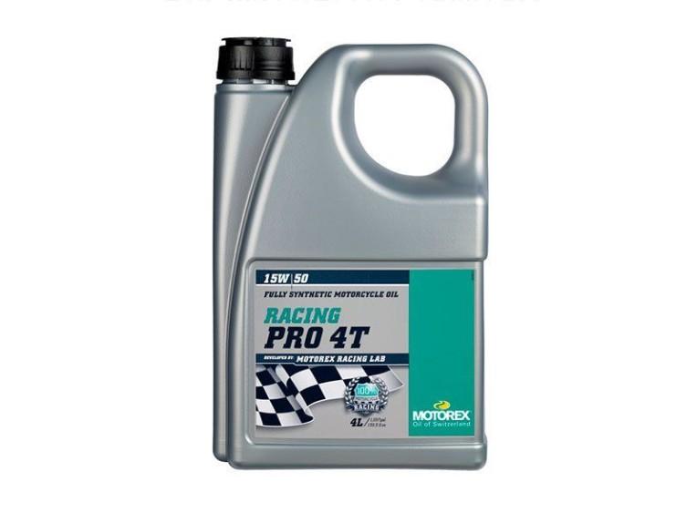 303106, MOTOREX RACING PRO 4T 15W/50